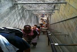 ダイヤモンド トンネル1