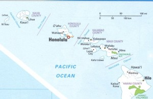 blog hawaii map